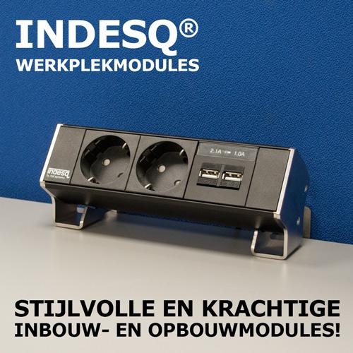 HPL Indesq werkplekmodules