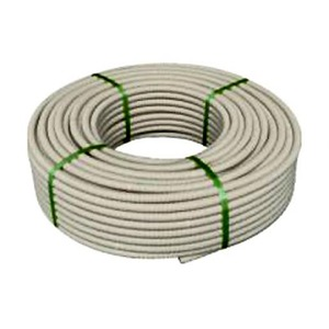 Wavin PVC Elektroribbelbuis CR 16 L=100 3130