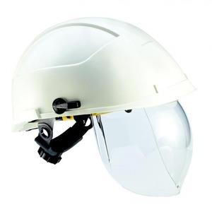 Bizline Veiligheidshelm IDRA met geïntegreerd veiligheidsscherm maat 53-63cm