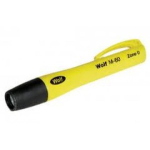 WOLF MICRO TORCH M60 ATEX