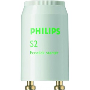 Philips Lampen S2 4-22W SER 220-240V WH EUR/12X25CT